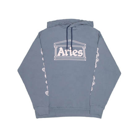 Aries Arise ARIES 2 Chains hoodie - Indigo Blue