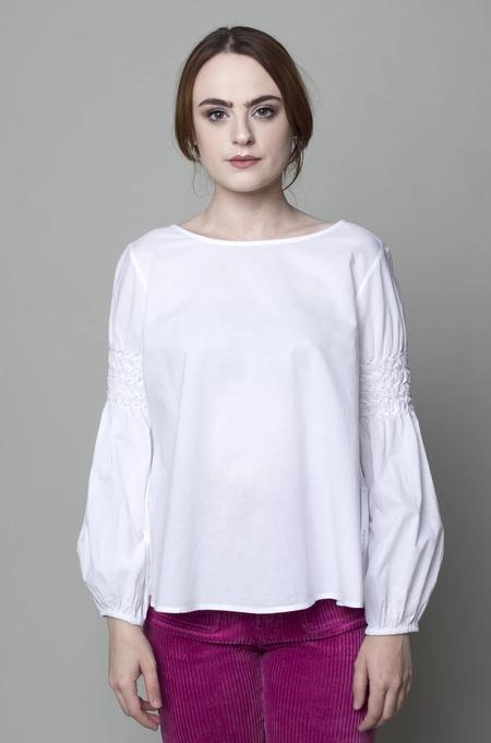 Merlette Miombo Top - White