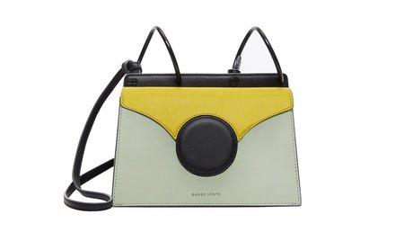 DANSE LENTE Mini Phoebe - Mint/Olive