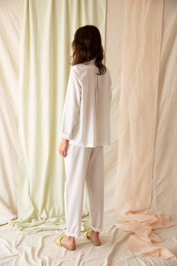 General Sleep Classic Set - Salt Stripe