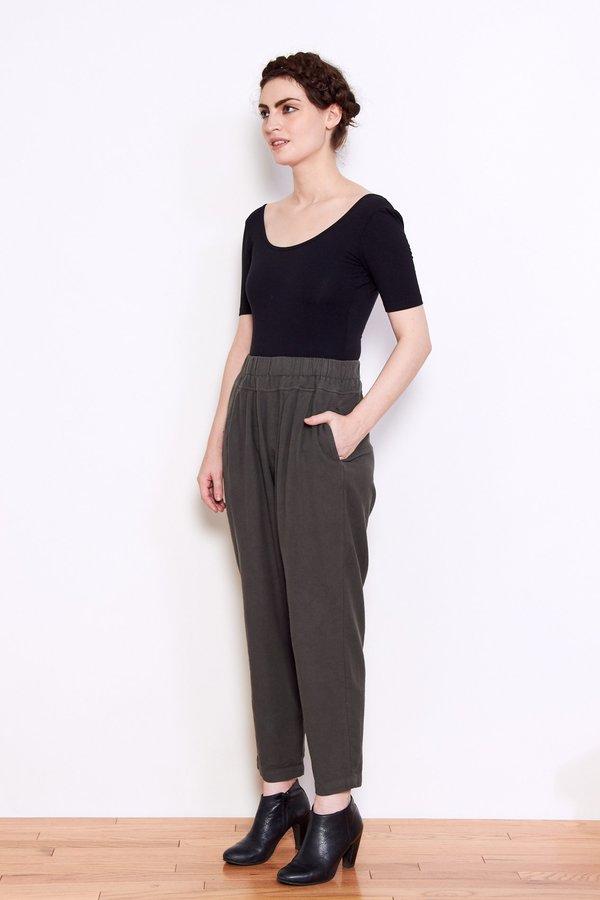 Black Crane Carpenter Pants