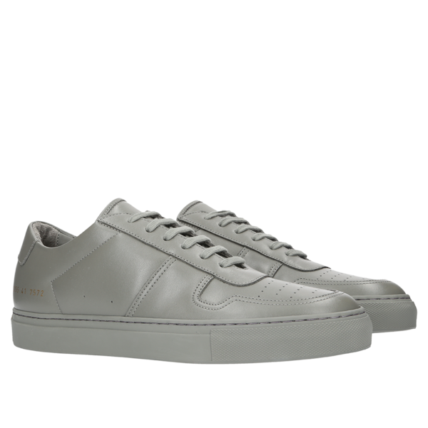 Common Projects Leather B Ball Low
