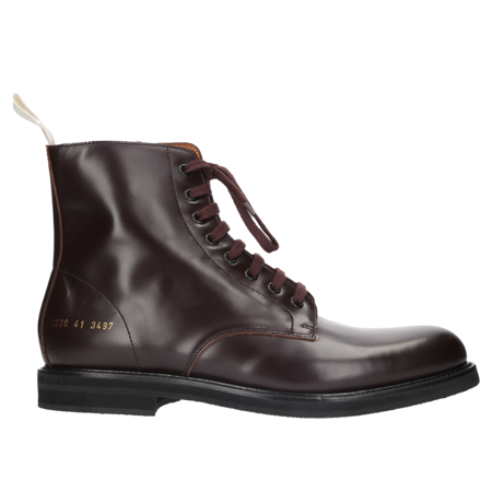 Common Projects Standard Combat Boot - Bordeaux