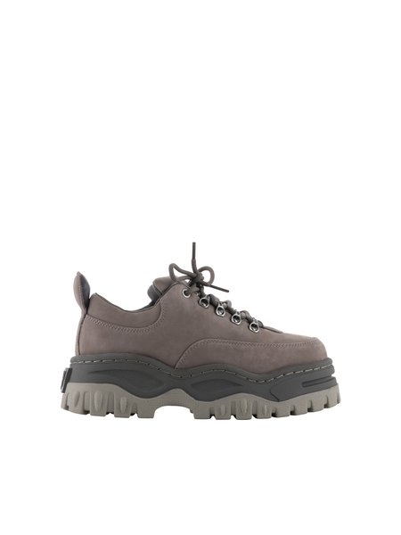 Eytys Angel Nubuck Sneaker - Steel Grey