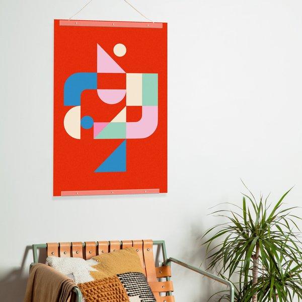 Poketo Shapes - Motion Print