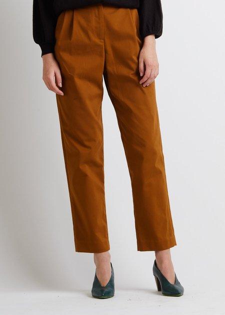 Chistine Alcalay Custom Pleated Trouser
