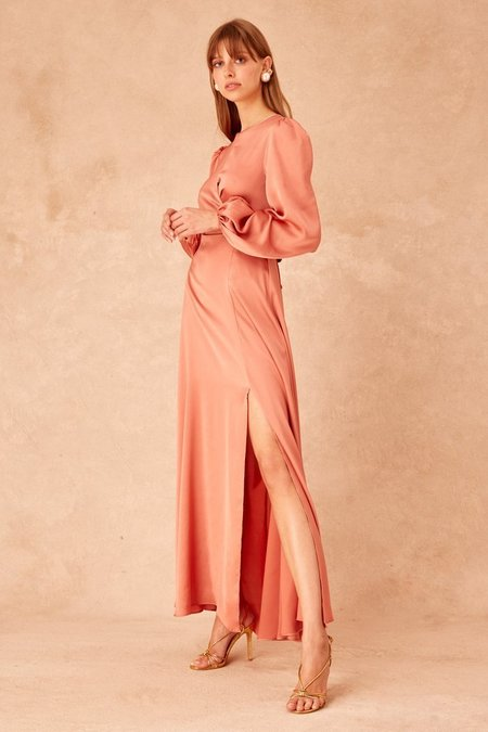 Keepsake Right Here Gown - Rose