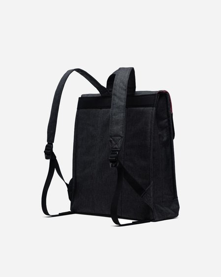 HERSCHEL SUPPLY CO Mochila City Mid Volume Backpack - Black Crosshatch