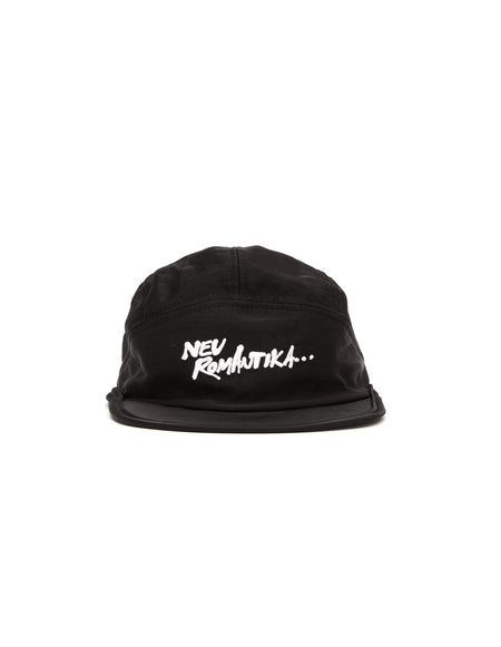 Julius Nylon cap - black