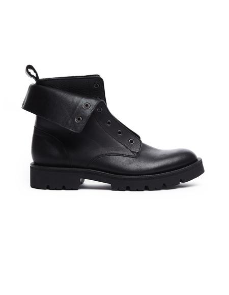 Yohji Yamamoto Leather Boots - Black