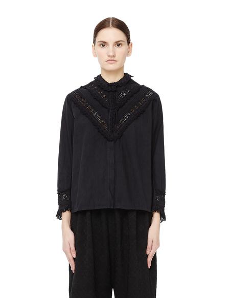Blackyoto Cotton Button-up Shirt