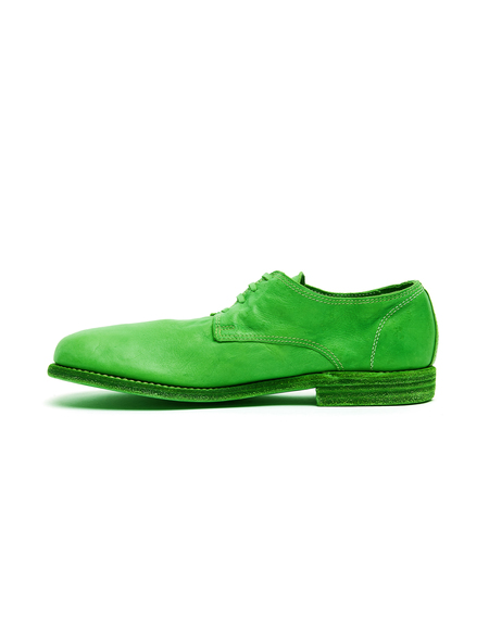 Guidi Leather Boots - Neon Green