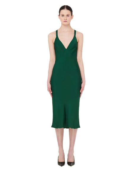 Haider Ackermann Camisole Dress - Green