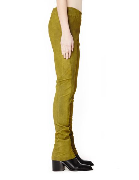 Isaac Sellam Leather Leggings