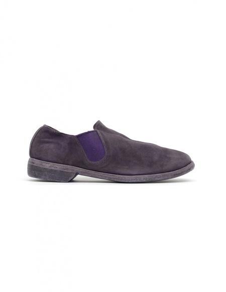Guidi Suede Boots - Purple