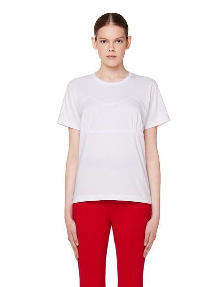 Comme des Garçons CdG Cotton T-Shirt - White