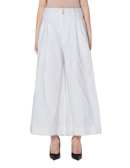 Comme des Garçons Trousers - White