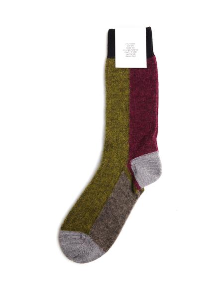 Haider Ackermann Wool Socks - Multicolor