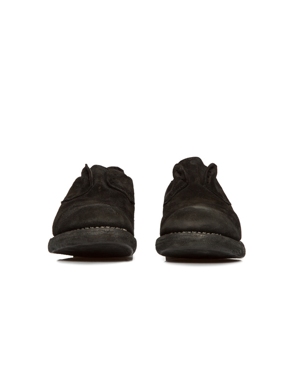 Guidi Hand Made Suede Boots