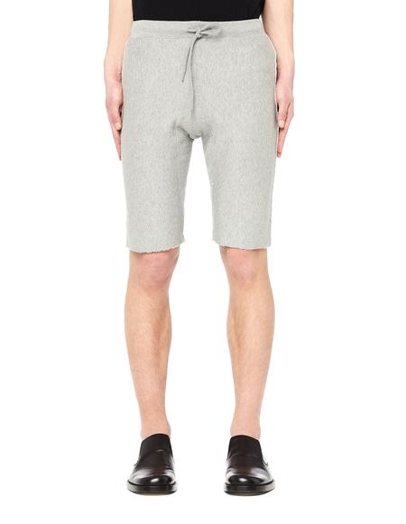 The Soloist Narrow Cotton Shorts - Grey
