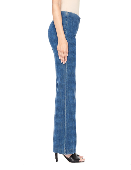The Row Flared Denim Trousers