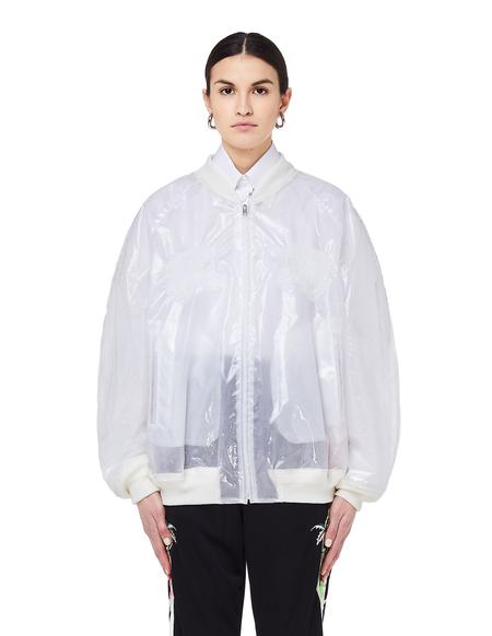 Doublet Transparent Bomber Jacket