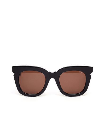 Pared Pools & Palms Sunglasses - Black