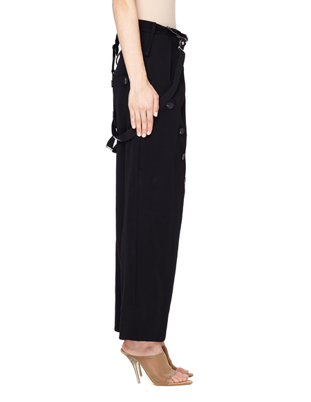 Yohji Yamamoto Wool Braced Trousers