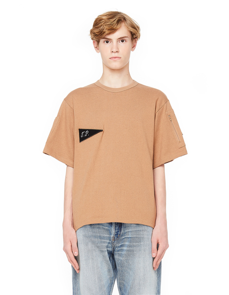 Gosha Rubchinskiy Cotton T-shirt - Brown