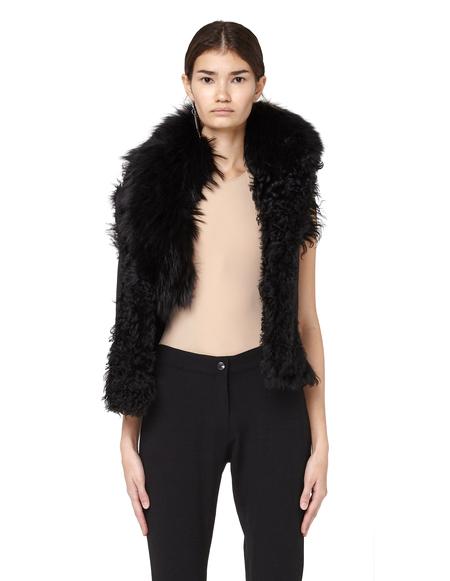 L.G.B. Fur Vest