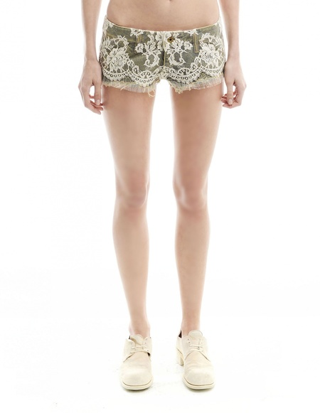 If Six Was Nine Laced Shorts