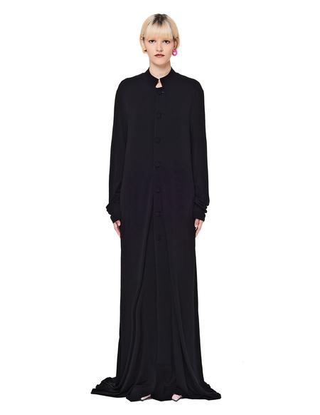 Vetements Cardinal Dress - Black