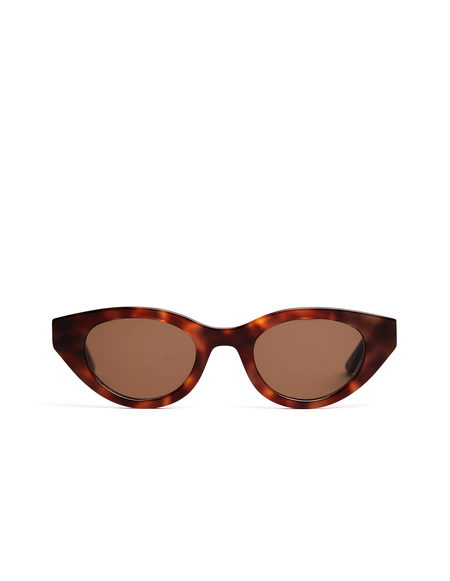 Thierry Lasry Acidity Sunglasses - Brown