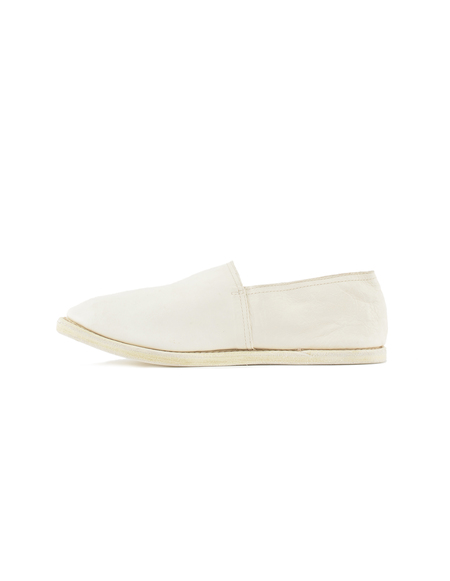Guidi Leather Slip-on Sneakers