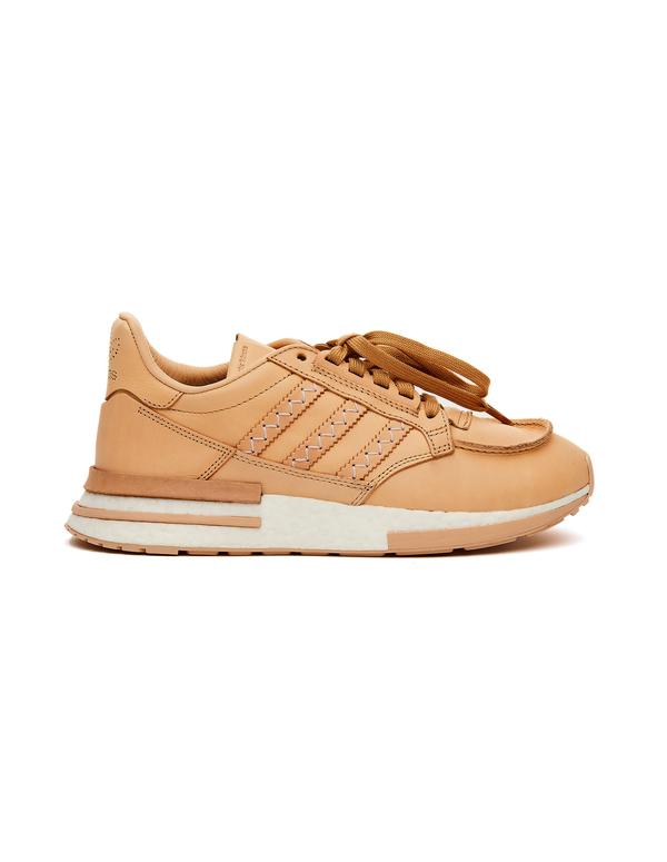 vende buena calidad bebé Hender Scheme Adidas ZX 500 RM Leather Sneakers - Beige | Garmentory