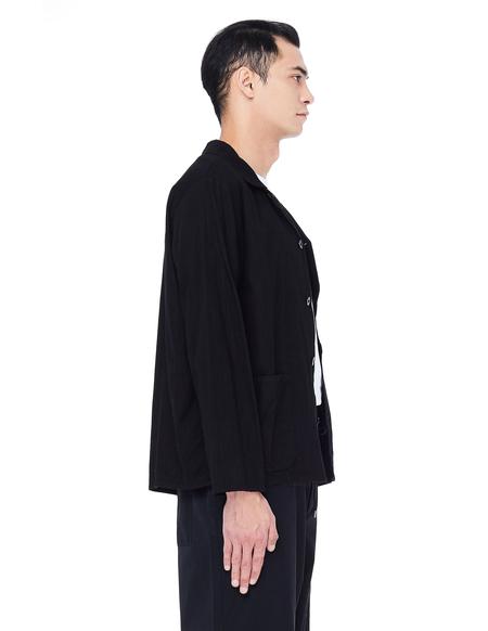 Blackyoto Cotton Jacket - Black