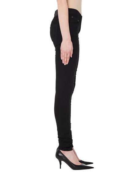 L.G.B. Cotton Trousers - Black