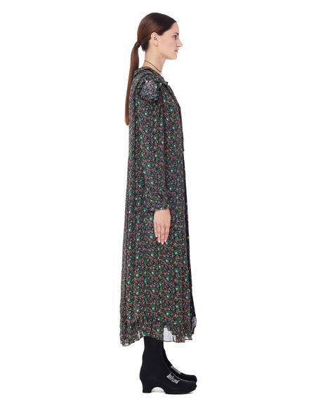 Junya Watanabe Flower Printed Dress - Multicolor