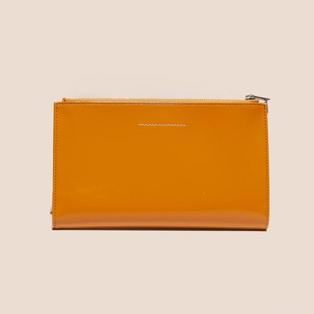 MM6 Patent Portfolio Wallet - Orange