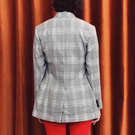 Aalto Tailored Jacket with Back Detail