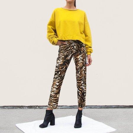 Rachel Comey Tesoro Pant - Tiger Print