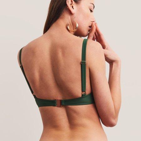 Bower Swimwear Vreeland Bikini Set - Forest