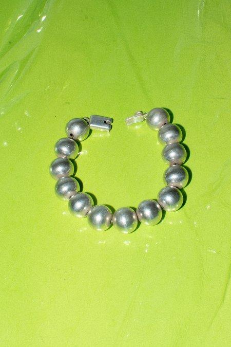 Olive Wilma Bracelet - Sterling Silver