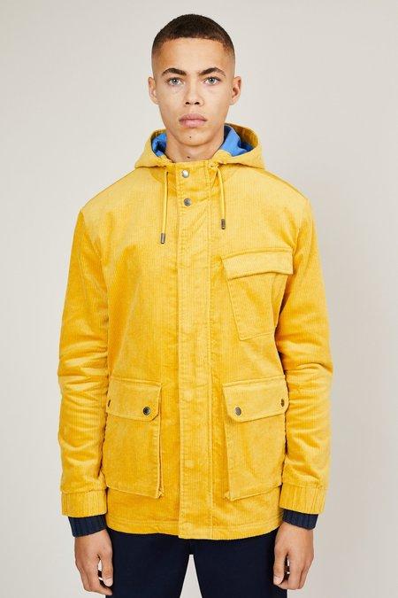 Native Youth SEAFARER JACKET - Yellow