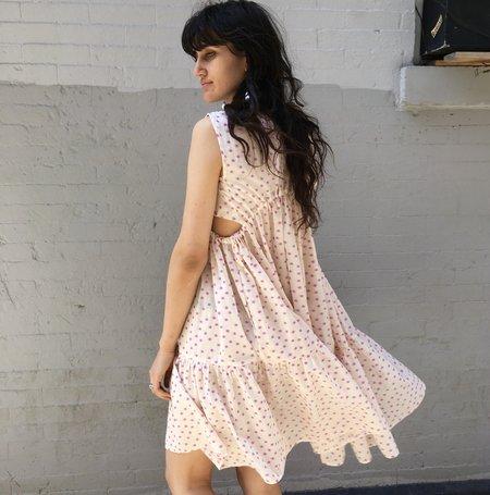 Caron Callahan Timora Dress