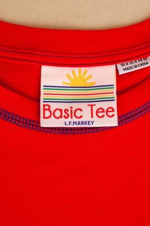 L.F.Markey Basic Tee