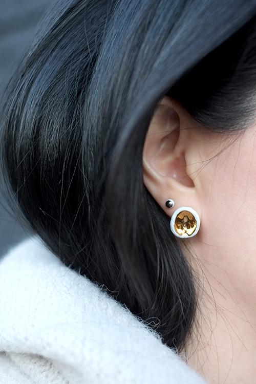 Jujumade cave earring