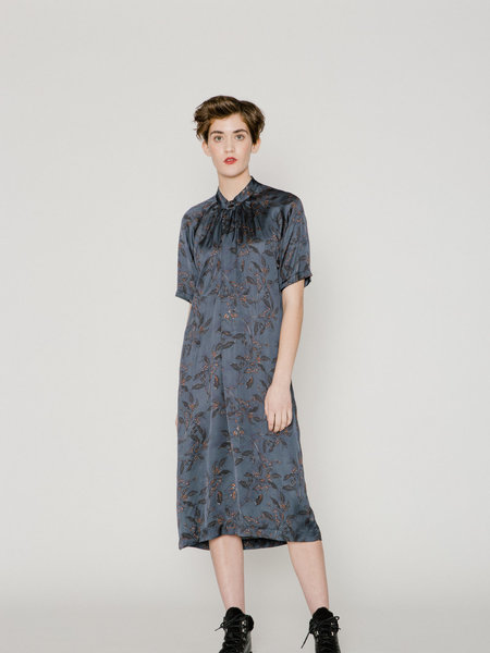 Allison Wonderland Emerson Dress - Navy
