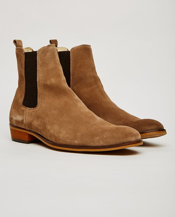 Shoe the Bear ELI CHELSEA BOOT - brown