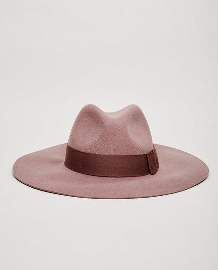 Brixton PIPER HAT - MAUVE
